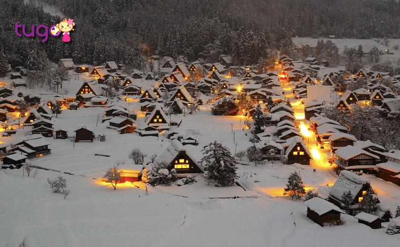 Top 10 địa điểm ngắm tuyết mùa đông đẹp khó quên ở Nhật Bản