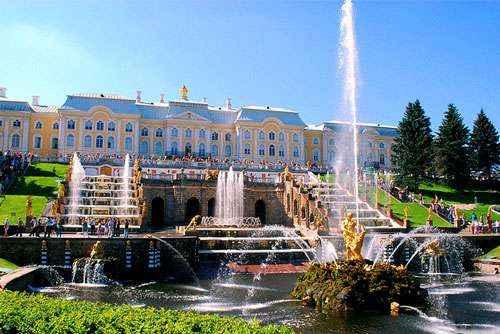 TOUR NGA 7N6Đ: NGA - MOSCOW - SAINT PETERSBURG ( HGT)