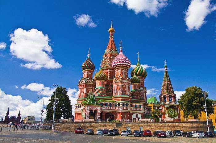TOUR NGA 8N7D: NGA MOSCOW- SAINT- PETERSBURG ( SGT)