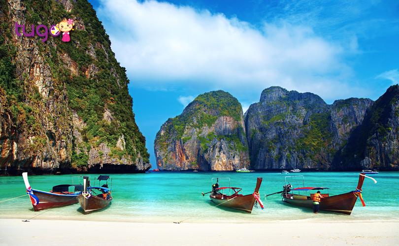 Nhìn thấy khung cảnh này, bạn có muốn tham gia ngay một chuyến du lịch Thái Lan không nào?