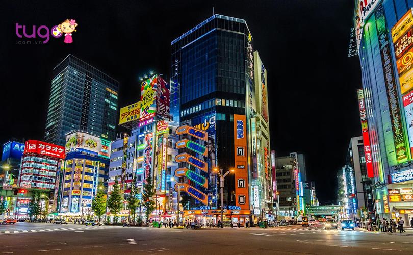 Nhật Bản còn là thiên đường mua sắm với nhiều mặt hàng vô cùng chất lượng