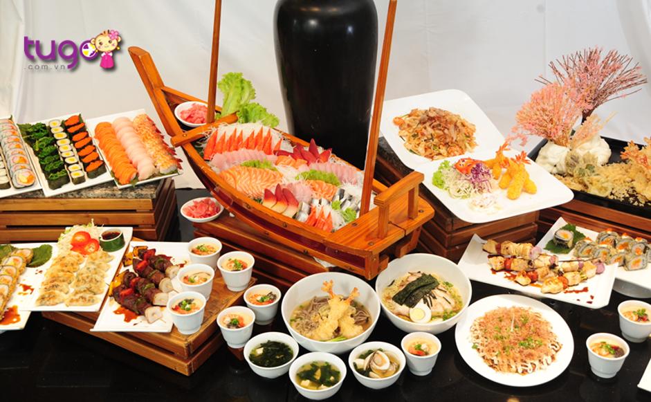 Nhật Bản là quốc gia có nền ẩm thực vô cùng đặc sắc