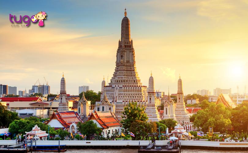 Nhờ thời tiết mát mẻ nên tháng 12 ở Thái Lan là thời điểm rất lý tưởng cho các chuyến du lịch