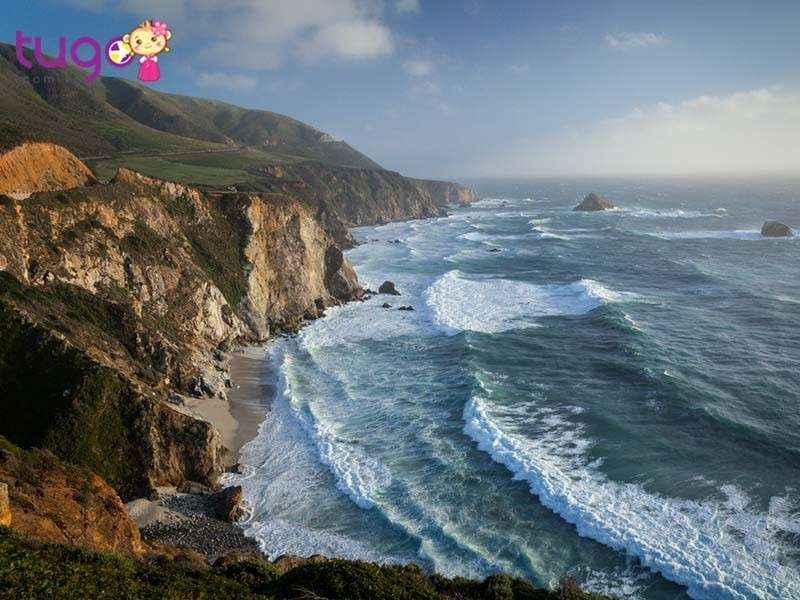 Big Sur Coastline là một trong những tuyến đường có cảnh quan đẹp nhất trên thế giới