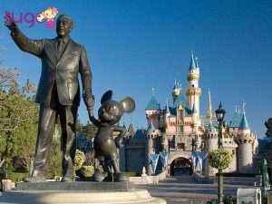 Disneyland là công viên giải trí nổi tiếng thế giới