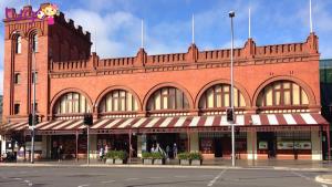 Đây là khu chợ lớn và nhộn nhịp nhất trong thành phố Adelaide
