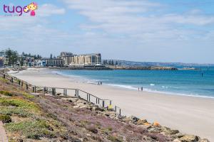 Đây chính là một địa điểm du lịch ở Adelaide hoàn hảo cho những người yêu biển