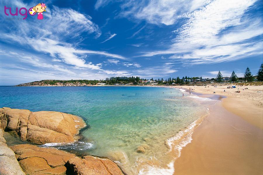 Fleurieu được biết đến như một trong những bán đảo đẹp nhất nước Úc