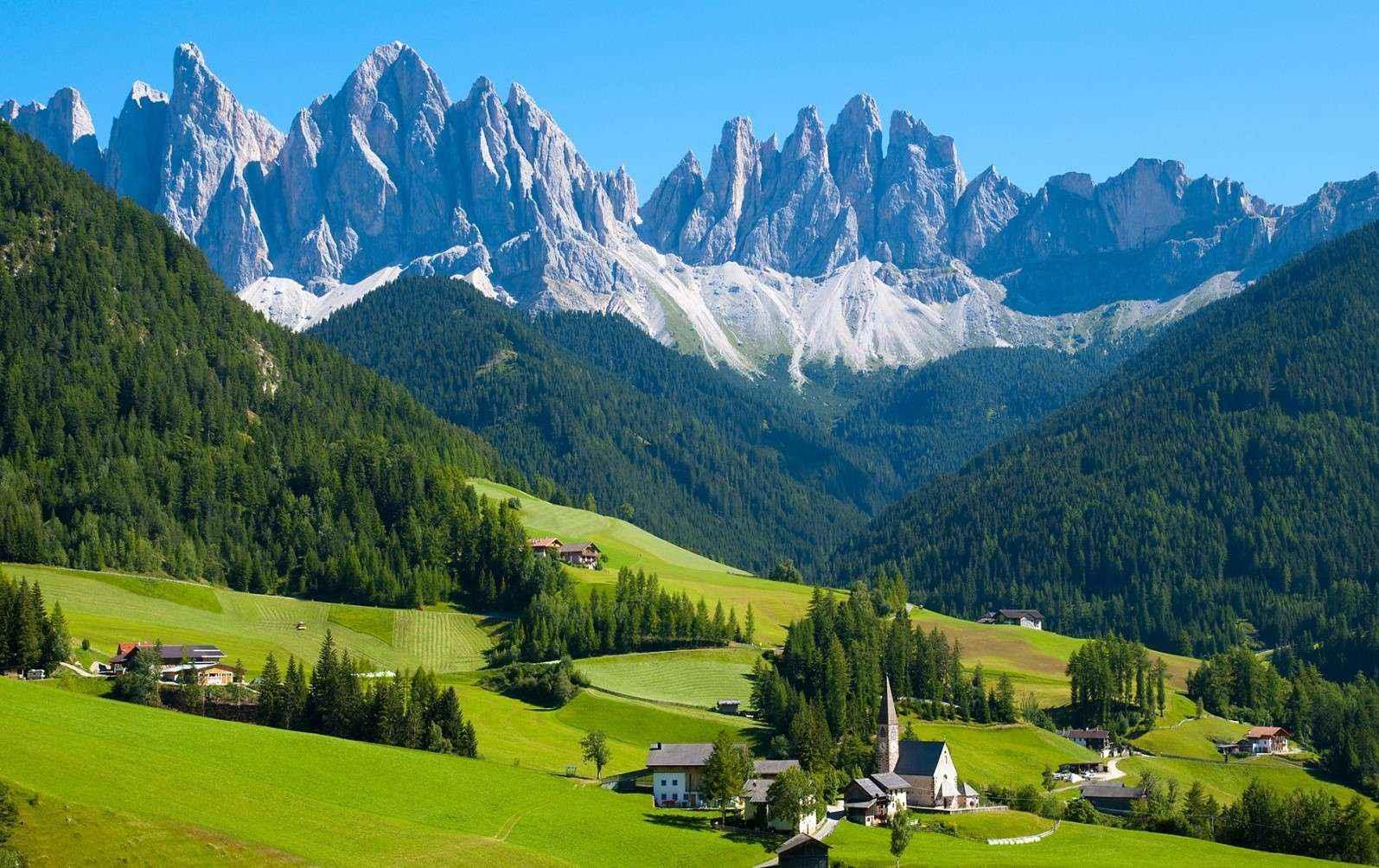 Những điểm đến mơ ước của Thụy Sĩ