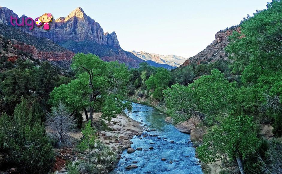 Những cảnh quan ấn tượng tại nước Mỹ tươi đẹp