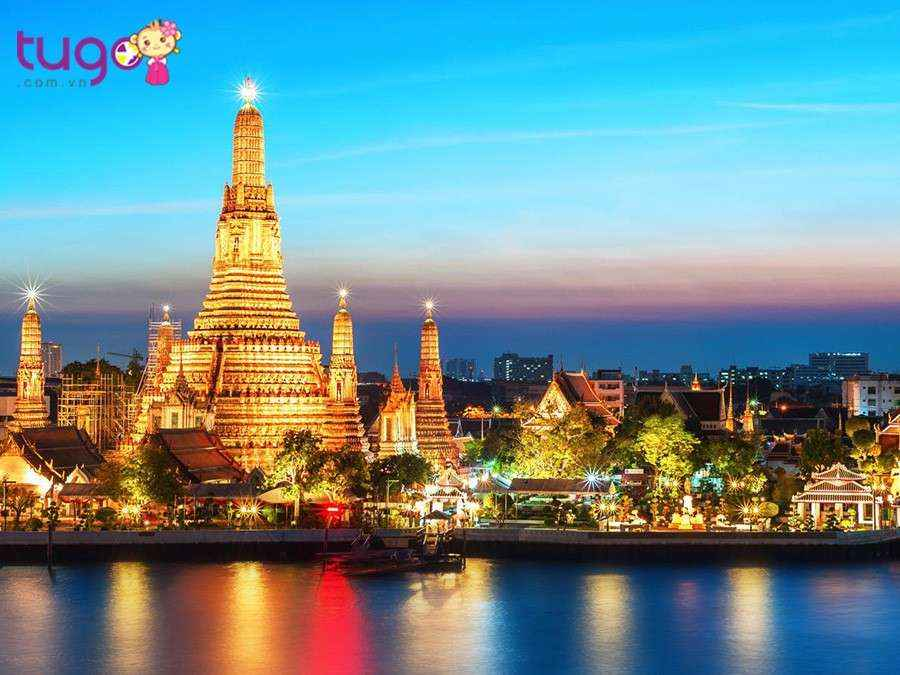 Thái Lan là thiên đường du lịch tại Đông Nam Á được nhiều người yêu thích