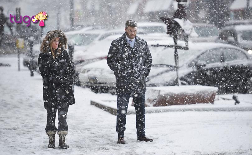 Những loại trang phục giữ ấm tốt sẽ không thể thiếu trong chuyến du lịch Mỹ tháng 12