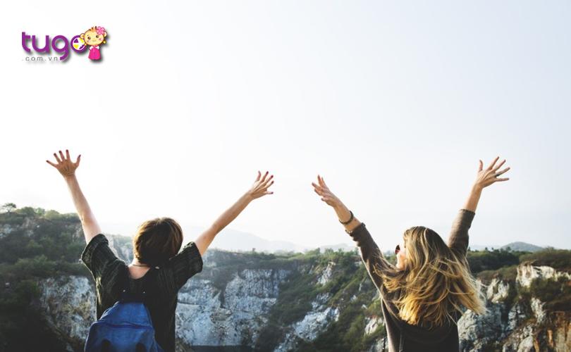 Những người bạn đồng hành cũng ảnh hưởng khá nhiều đến trải nghiệm của bạn trong suốt hành trình