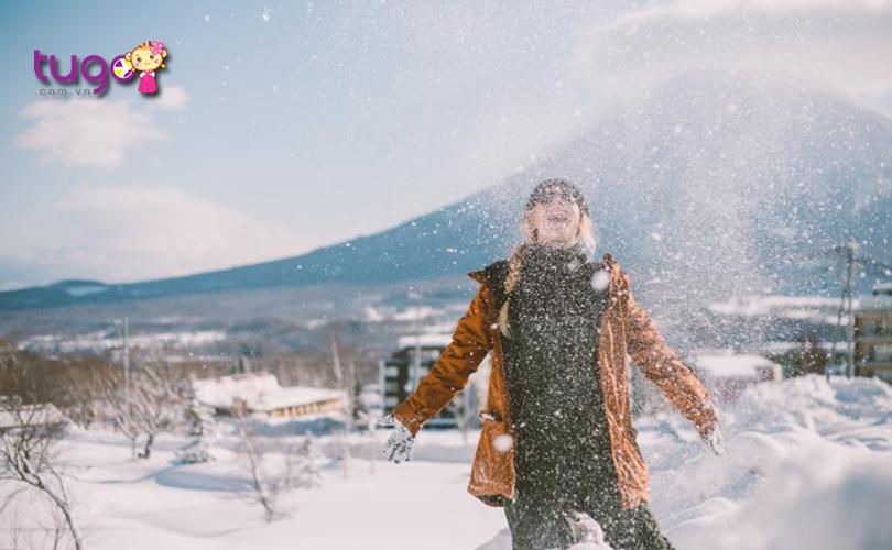 Niseko - Một trong những nơi trượt tuyết hấp dẫn nhất tại đất nước Mặt trời mọc