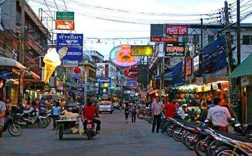 Pattaya+Bars