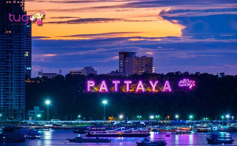 Pattaya là thành phố sôi động bậc nhất ở Thái Lan với nhiều khu giải trí hấp dẫn