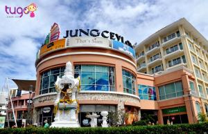 Khu tham quan mua sắm Jungceylon