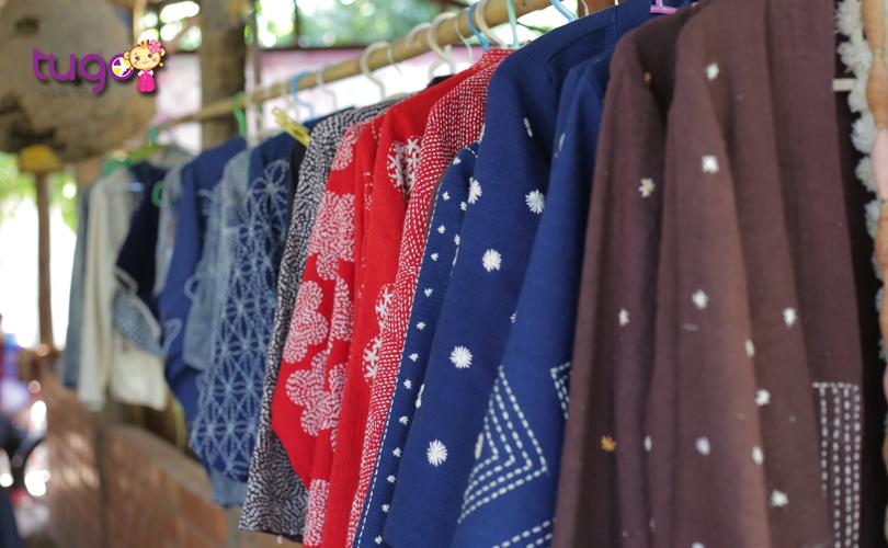 Quần áo thời trang cũng là món quà mà bạn không nên bỏ qua khi đến Thái