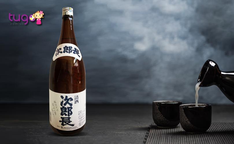 Rượu sake - một trong những đặc sản nổi tiếng nhất của đất nước Mặt trời mọc