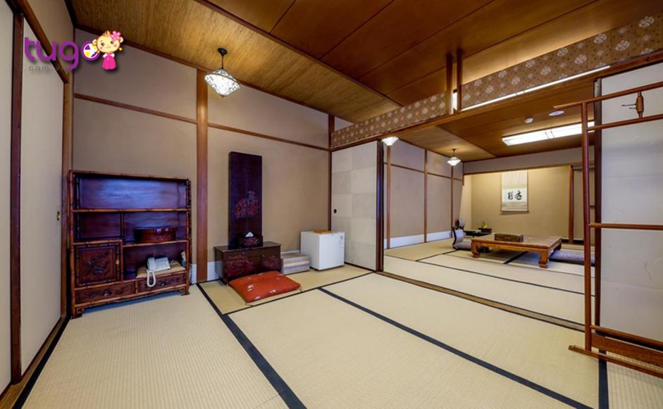 Ryokan, mô hình nhà trọ truyền thống độc đáo ở Kyoto