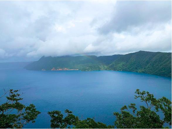 Hồ Mashu trong một ngày đẹp trời - Ảnh: Instagram/IKH