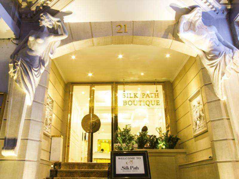 SILK PATH BOUTIQUE HOTEL HÀ NỘI 3 SAO