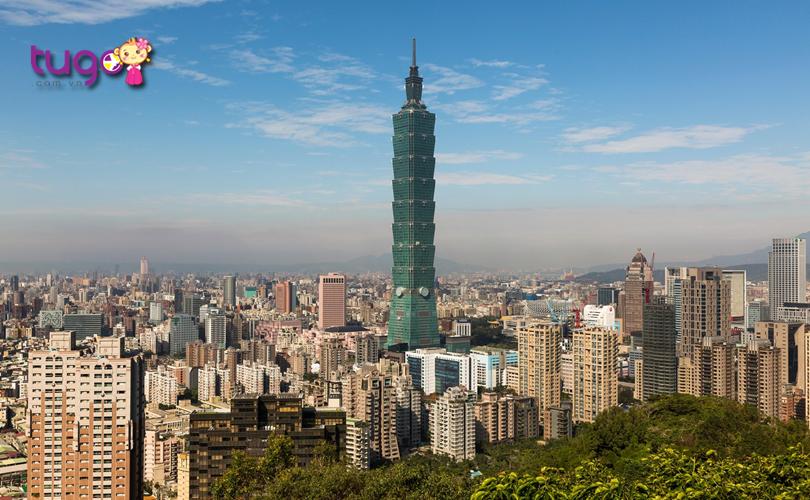 Tòa nhà Đài Bắc 101 còn là một biểu tượng đầy tự hào của người dân Đài Bắc nói riêng và cả người Đài Loan nói chung