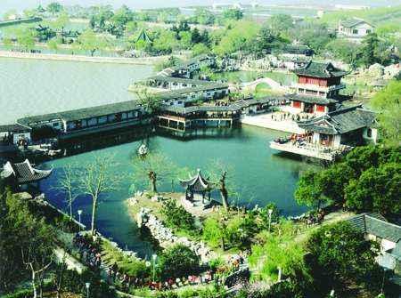 TOUR TRUNG QUỐC - BẮC KINH - THƯỢNG HẢI - TÔ CHÂU - VÔ TÍCH - HÀNG CHÂU 7N6D (VTR)
