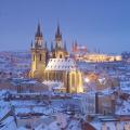 Thành phố Prague cũng là một điểm đến lý tưởng khi du lịch Châu Âu tháng 1