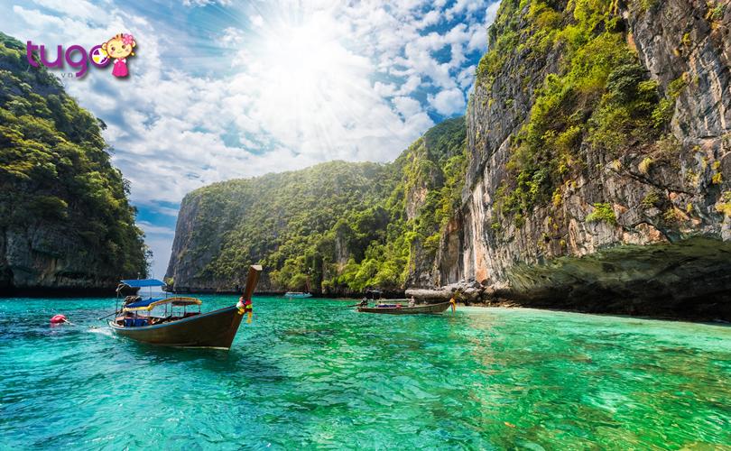 Thái Lan - Điểm dừng chân lí tưởng cho các chuyến du lịch trong tháng 10