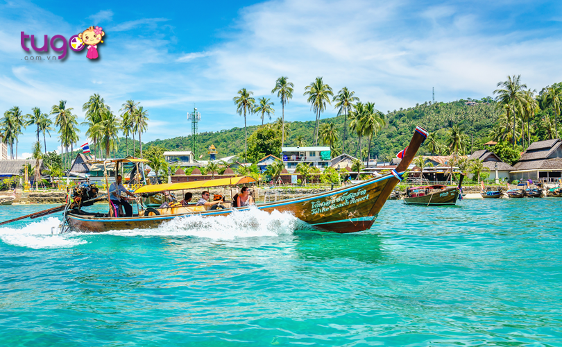 Tháng 10 là thời điểm khá lí tưởng để du lịch tại Thái Lan