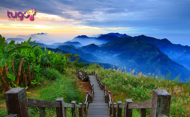 Tháng 10 là thời điểm thích hợp để du lịch tại Đài Loan