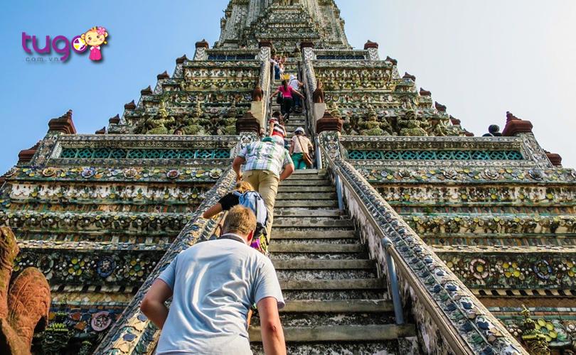 Tháng 12 cũng là thời điểm hoàn hảo để ghé thăm đất nước Thái Lan tươi đẹp