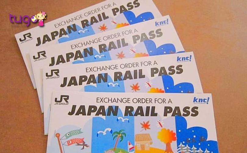 Thẻ JR Pass là lựa chọn tuyệt vời để di chuyển các nơi ở Nhật Bản