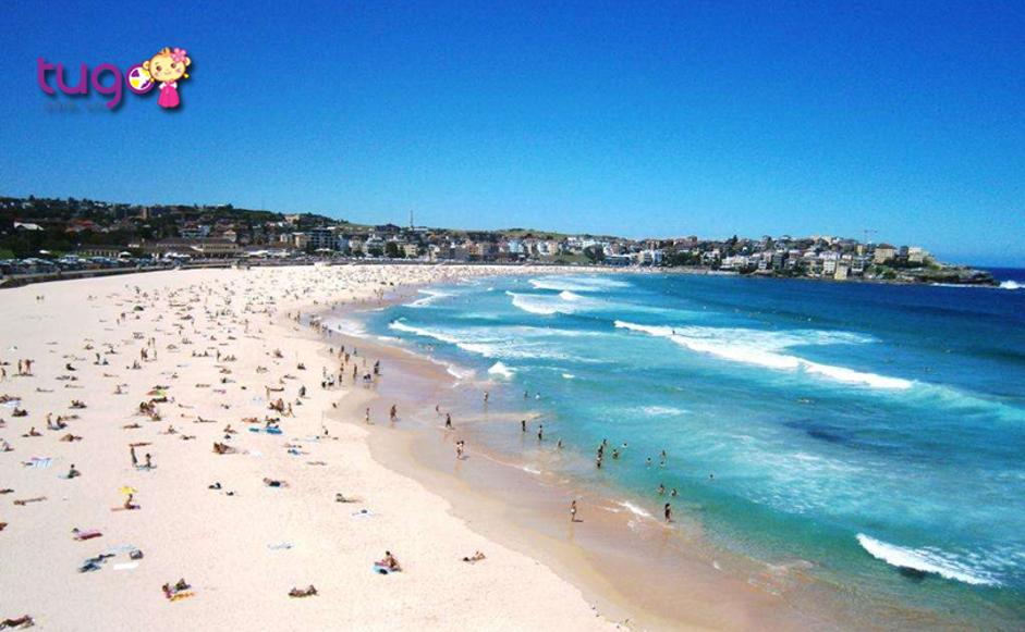 Thời tiết tháng 2 ở Úc khá lý tưởng cho các chuyến du lịch, nhất là hoạt động du lịch biển