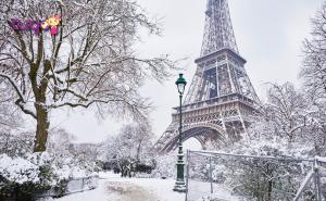 Thời tiết tháng 2 ở Châu Âu có thuận lợi cho các chuyến du lịch?