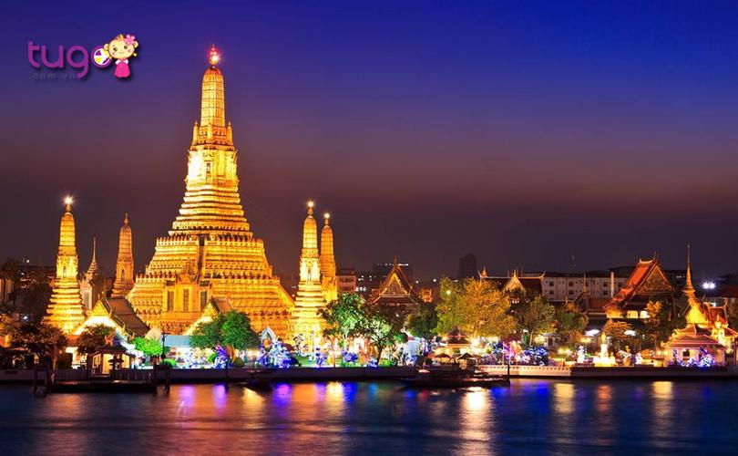 Thủ đô Bangkok có thời tiết khá nóng, nhất là vào những tháng 3, 4 và 5