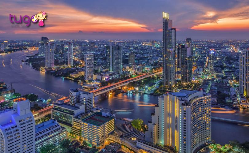 Thủ đô Bangkok luôn náo nhiệt và hấp dẫn du khách với nhiều hoạt động hấp dẫn