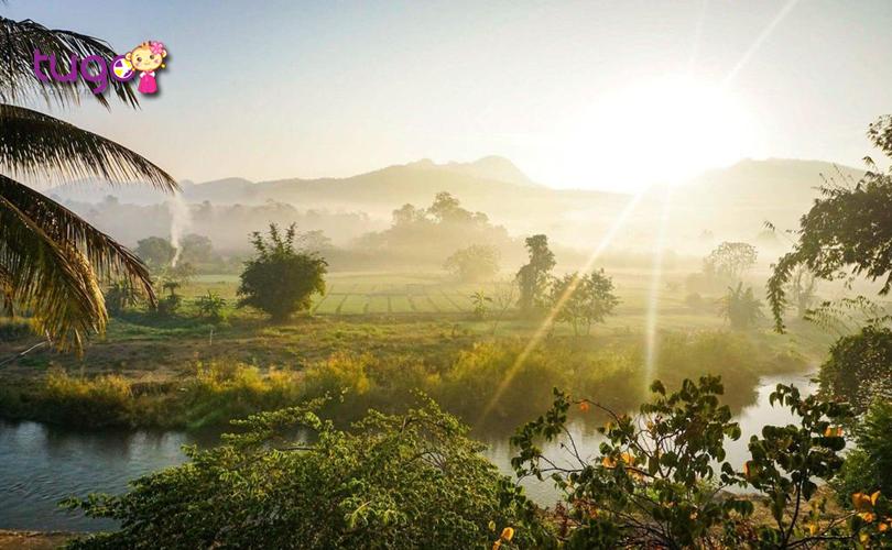 """Thai Lan - Một trong những điểm du lịch """"hot"""" nhất Châu Á hiện nay"""