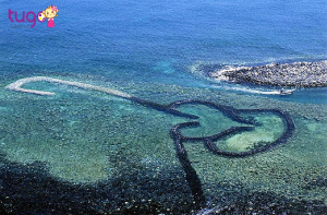 Đảo Penghu cũng là địa điểm thu hút giới trẻ
