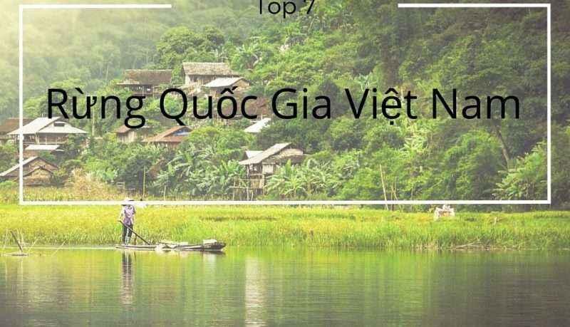 Top 7 Vietnam national parks (1)