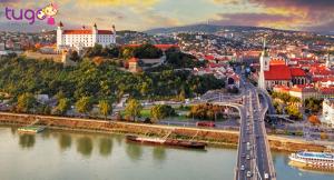 Sắc thu Bratislava