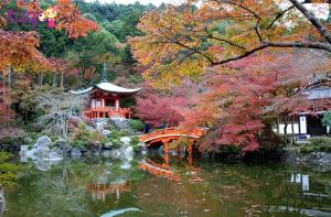 Chùa Daigoji – Kyoto