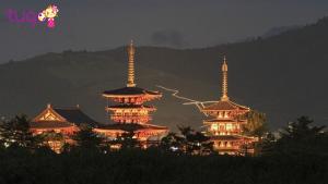 Chùa Yakushi-ji