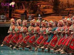 Làng văn hóa Formosa