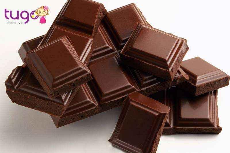 Chocolate là món quà tặng từ Mỹ chắc chắn sẽ khiến mọi người yêu thích