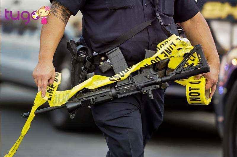 Bạn nhớ phải cẩn thận tránh gây ra hành động khiến cảnh sát Mỹ nghi ngờ nhé