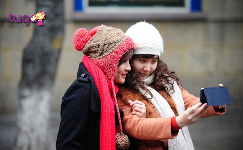 Trang phục giữ ấm sẽ rất cần thiết cho bạn trong chuyến du lịch Nhật Bản tháng 1 sắp tới
