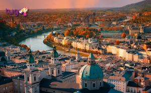 Vẻ đẹp đầy cổ kính tại thủ đô Viên nước Áo