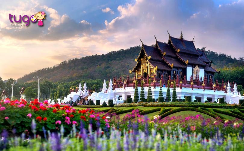 Vẻ đẹp yên bình, thơ mộng ở Chiang Mai